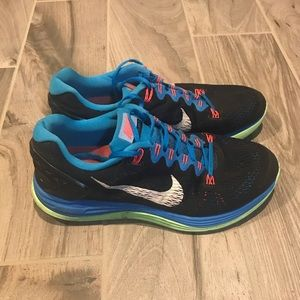 Lunar Glide 5 Nike Running Shoes